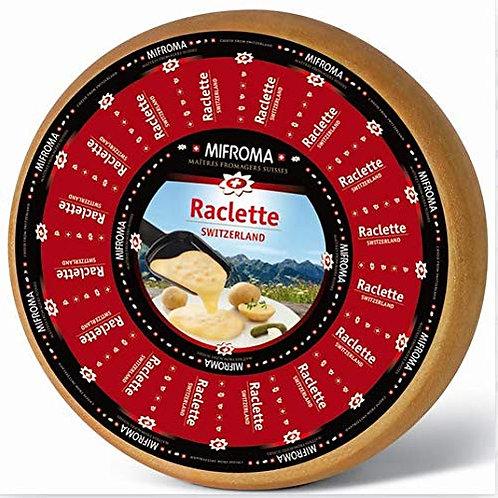 Mifroma Raclette Käse ca. 4,5 Kg