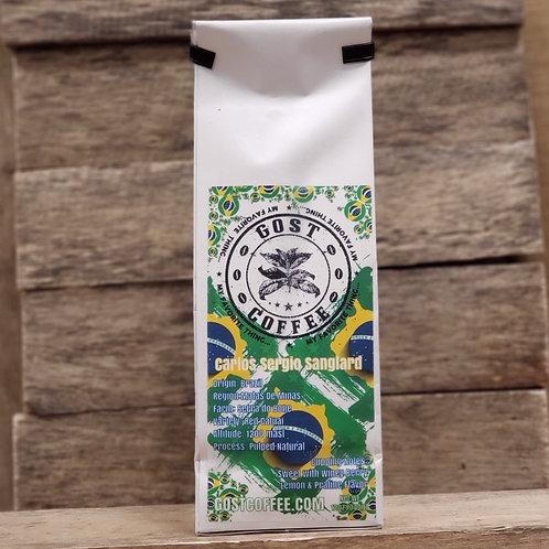 Brazil - Carlos Sergio Sangland