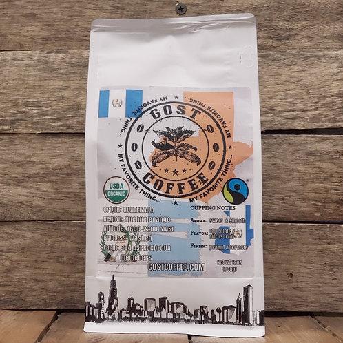GUATEMALA (organic & fair trade)