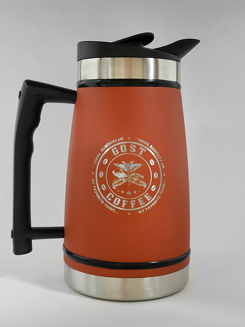 French Press with Bru-Stop Large 48oz