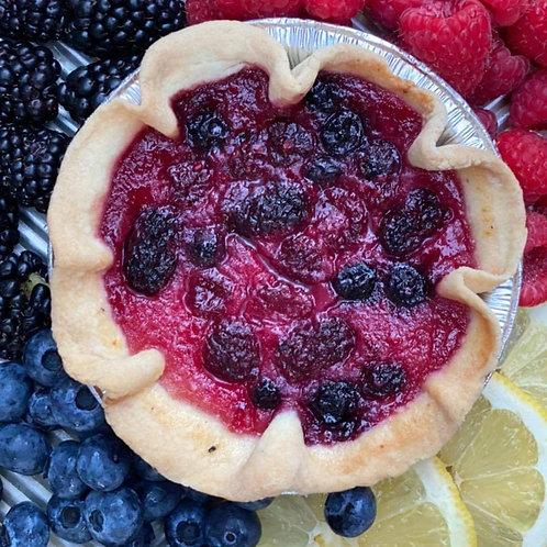Lemon Berry Pie Small