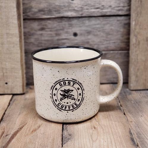 Campfire Coffee Mug 15oz Maize,Multicolor