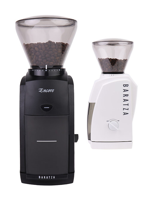 Baratza Encore Burr Coffee Grinder (Black or White Color)