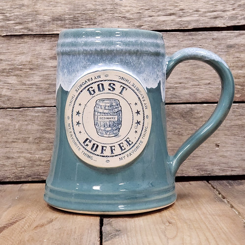 20oz Traditional Style Beer Mug, Made In USA
