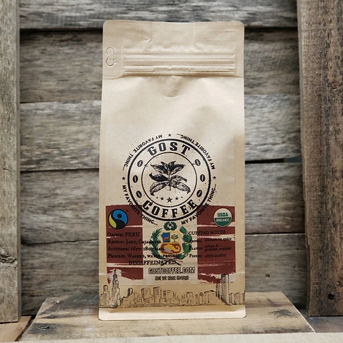 Peru Decaf ( Fair Trade & USDA Organic )