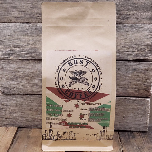 Burundi (New Lot Number & Cupping notes)