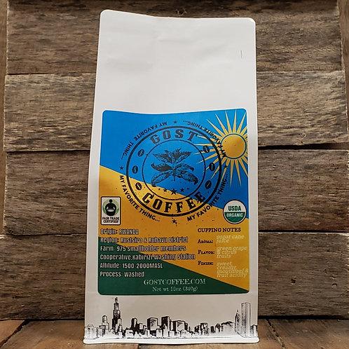 Rwanda Organic & Fair Trade