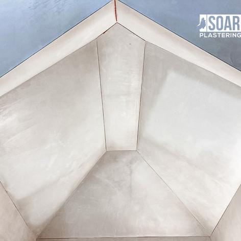 Roof Plastering