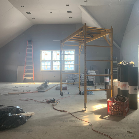 New Home Plastering Services Boston