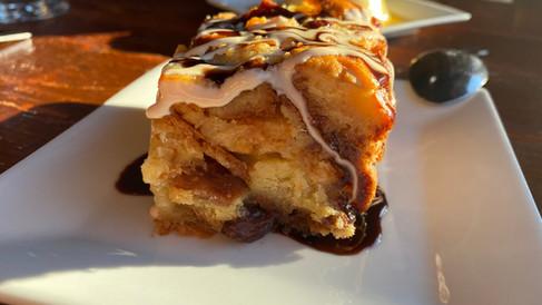 Budín de Pan (Bread Pudding)