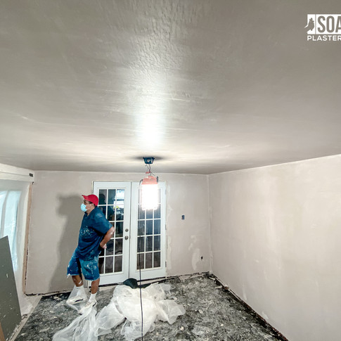Ceiling Plastering Services