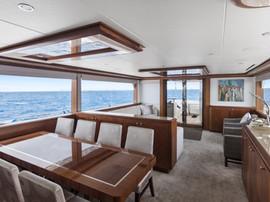 Ocean Alexander Yacht Interior
