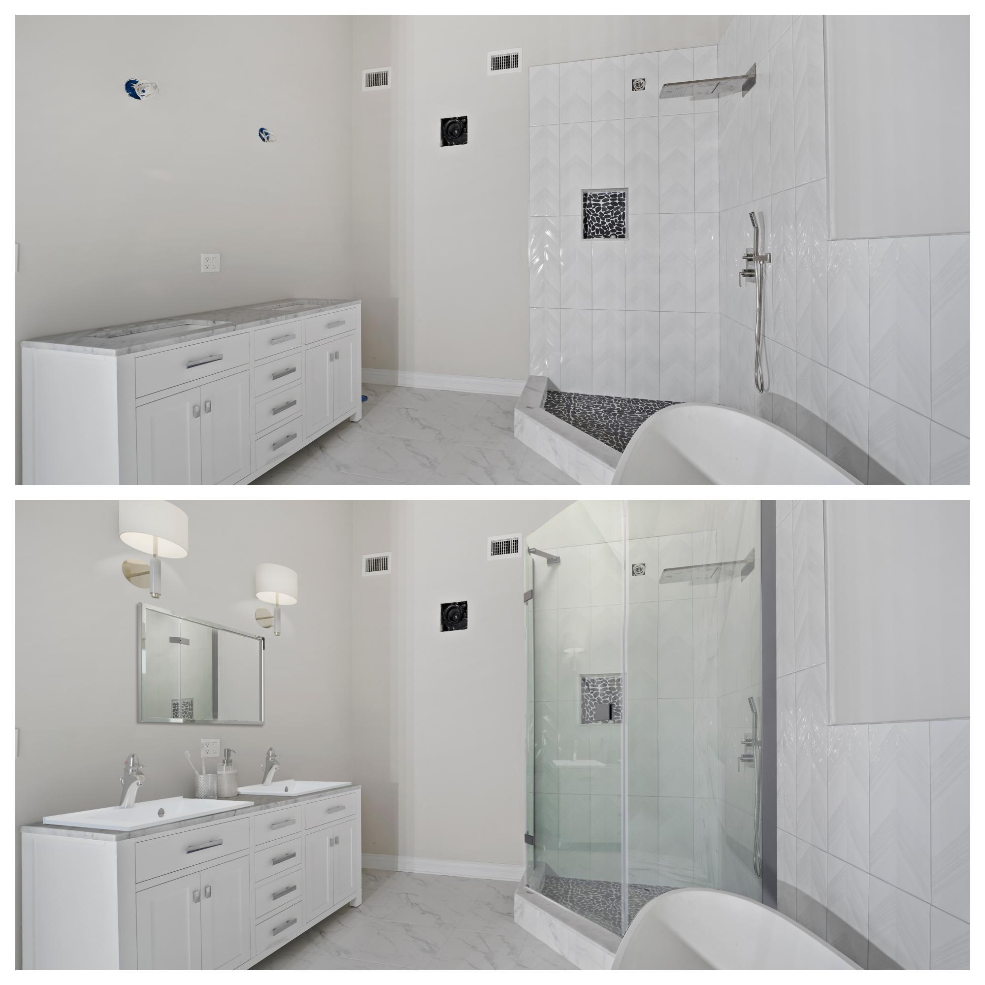 Bathroom Virtual Renovation
