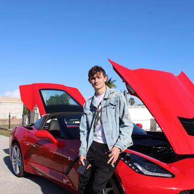Corvette Music Video