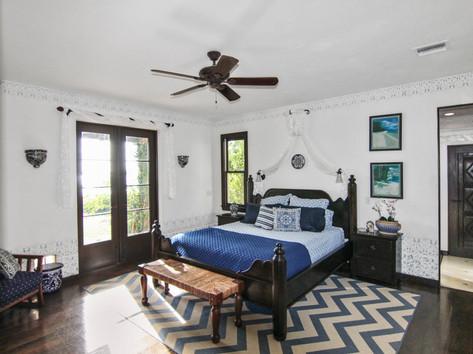 Spanish Style Bedroom