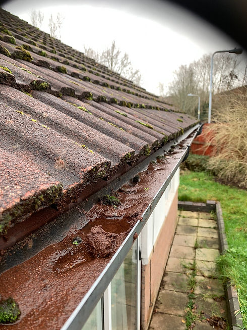 Gutter Clearing Services Cardiff