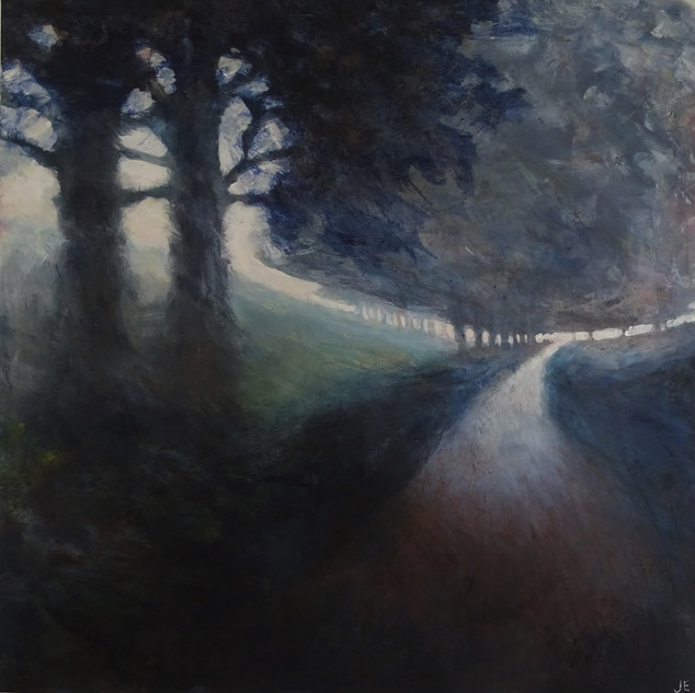 Misty Lane, Marrick, 2019
