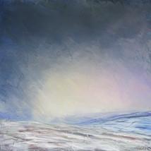 Snow clouds, 2015