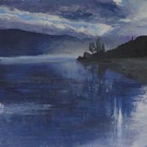 Derwent Water reflections, 2012