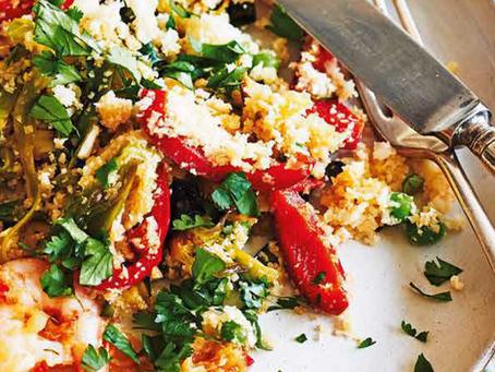 Prawn & Tuna Fried Rice