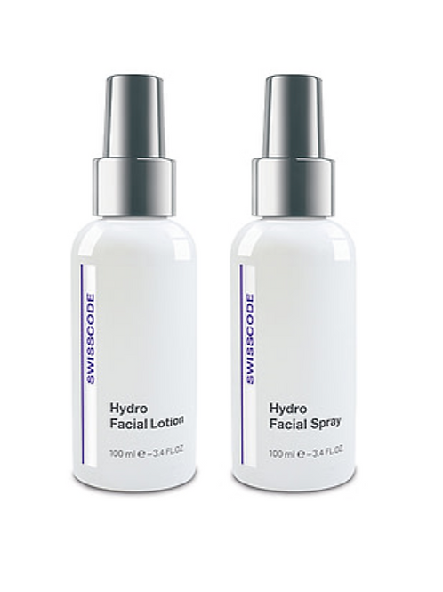 Swisscode - Hydro Facial Spray