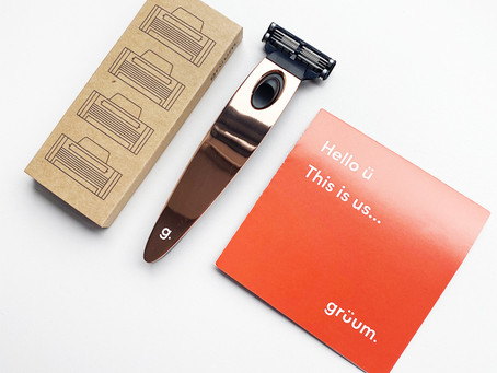 Gruum: The Brand Shaking Up Your Shaving Routine