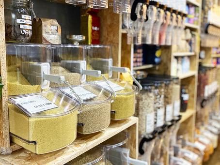 Lentils & Lather: Plastic free shop