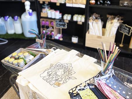 Earth Friendly Rocker: Plastic Free Shop. Part 1