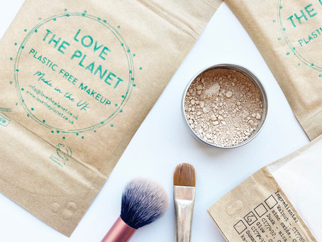 Love The Planet Zero Waste Makeup Review