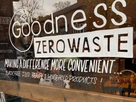 Goodness Zero Waste: Urmston's Plastic Free Shop