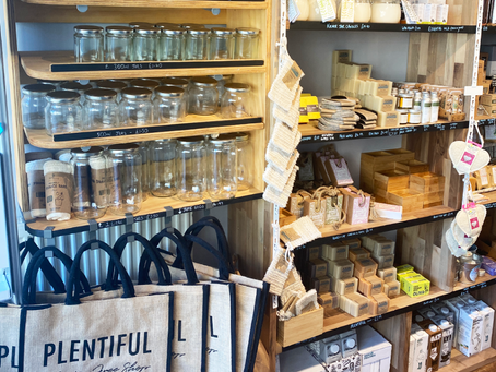 Plentiful: Ramsbottom's Plastic Free Shop