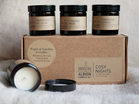 Manchester Makers: Albion Candle Co
