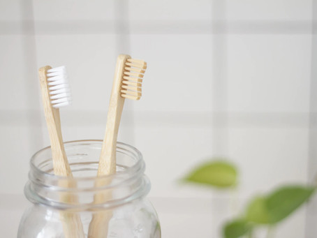 4 Sustainable Swaps For An Eco-Friendly Dental Routine