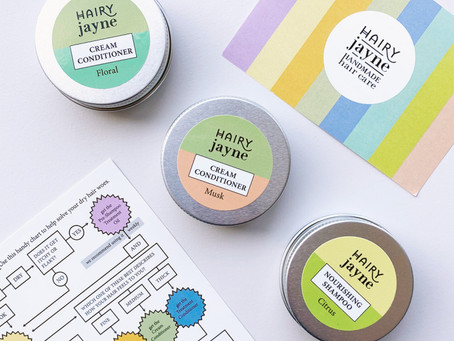 Brand Of The Month: Hairy Jayne