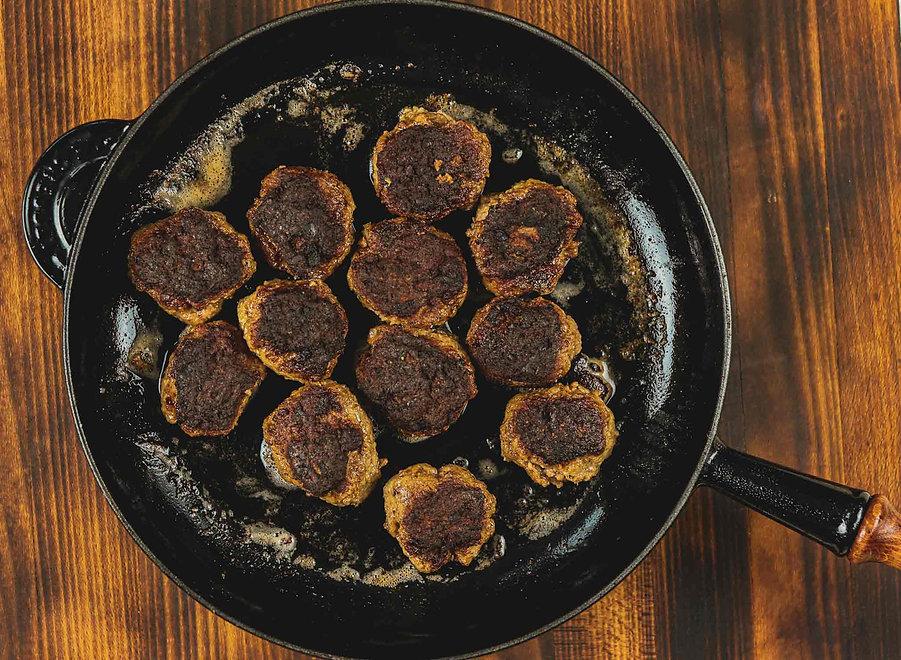 Lihakauppiaan lihapullat ovat herkullinen arkiateria.