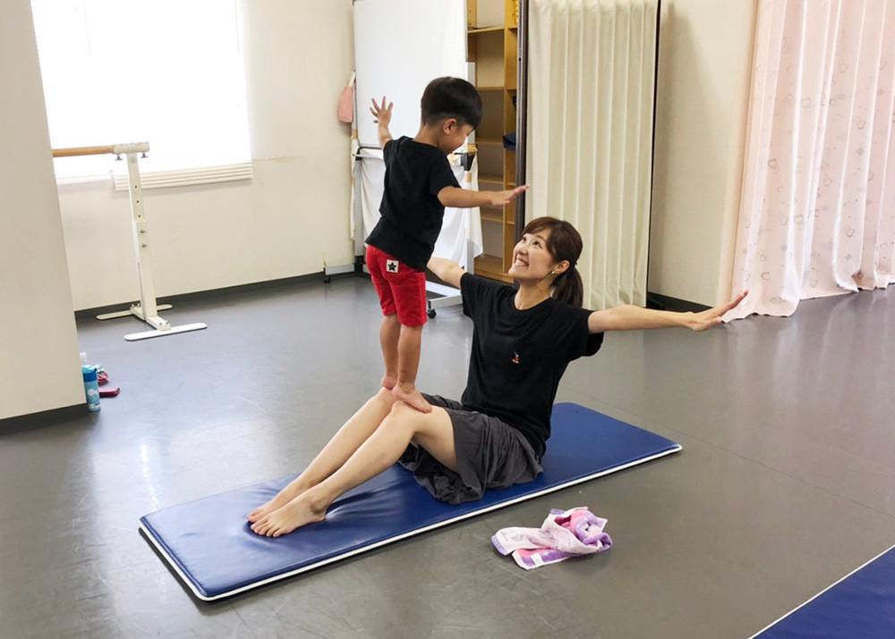 親子体操01