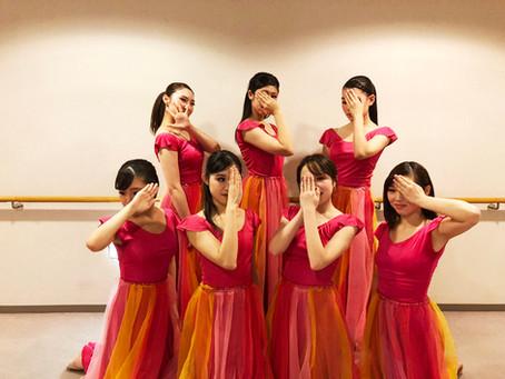 児童舞踊協会主催  let's  dance トライアル公演に出演しました。