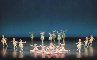 各舞踊協会主催 合同公演