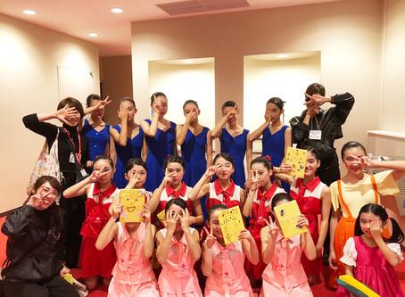 児童舞踊協会が主催するクリスマスドリーム公演に出演しました。