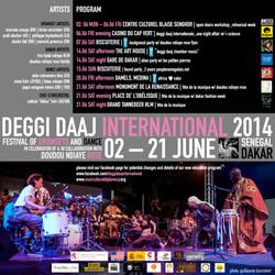 Deggi Daaj International 2014