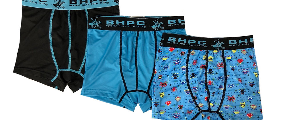 BHPC - 3 Pack Performance Boxer Briefs