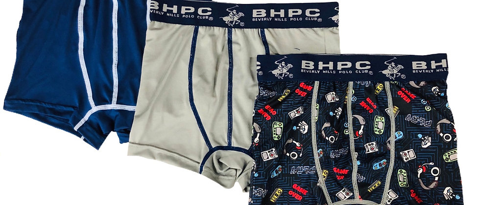 BHPC - 3 Pack Performance Boxer Briefs