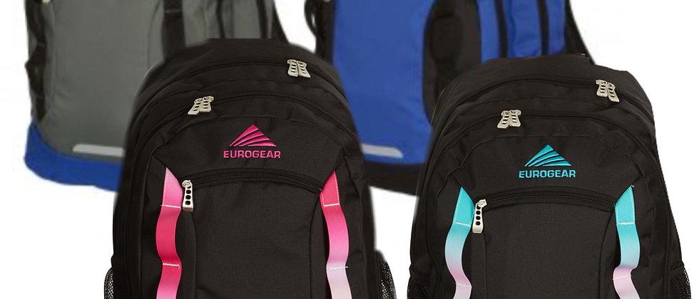 """EUROGEAR 18"""" Backpack"""
