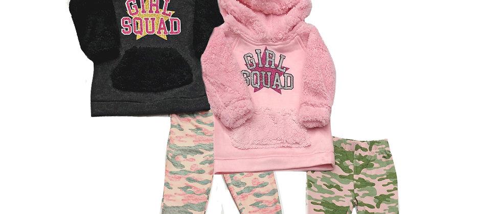 My Destiny - Infant Plush Girl Squad Fleece Set