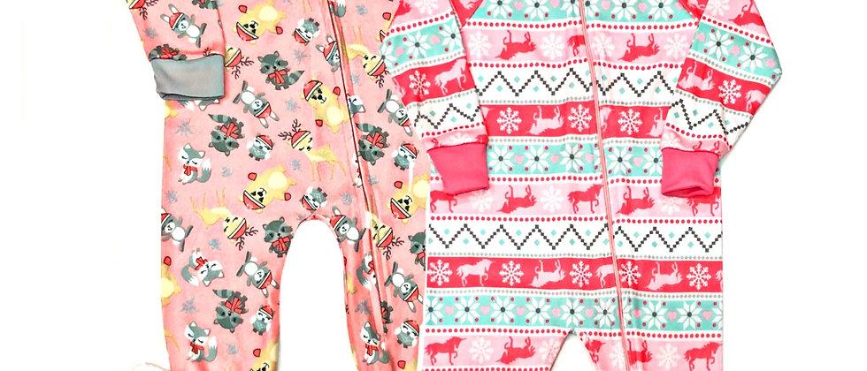 Infants  - 2 Pack Blanket Sleepers