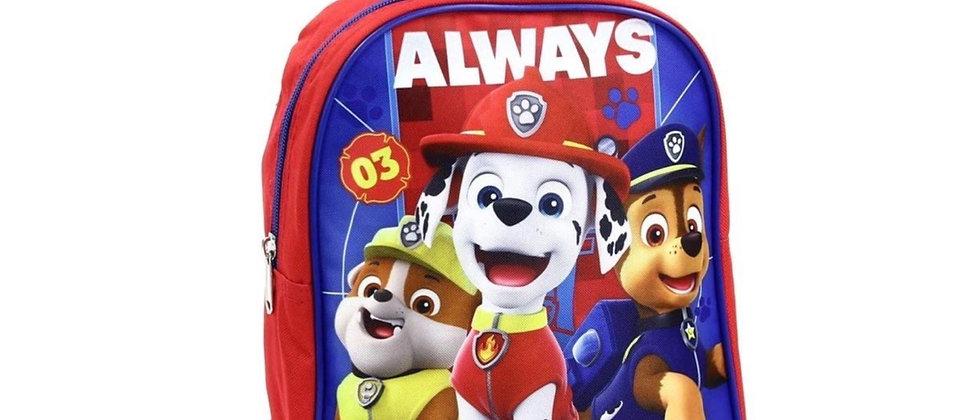 """Paw Patrol 10"""" Mini Backpack"""
