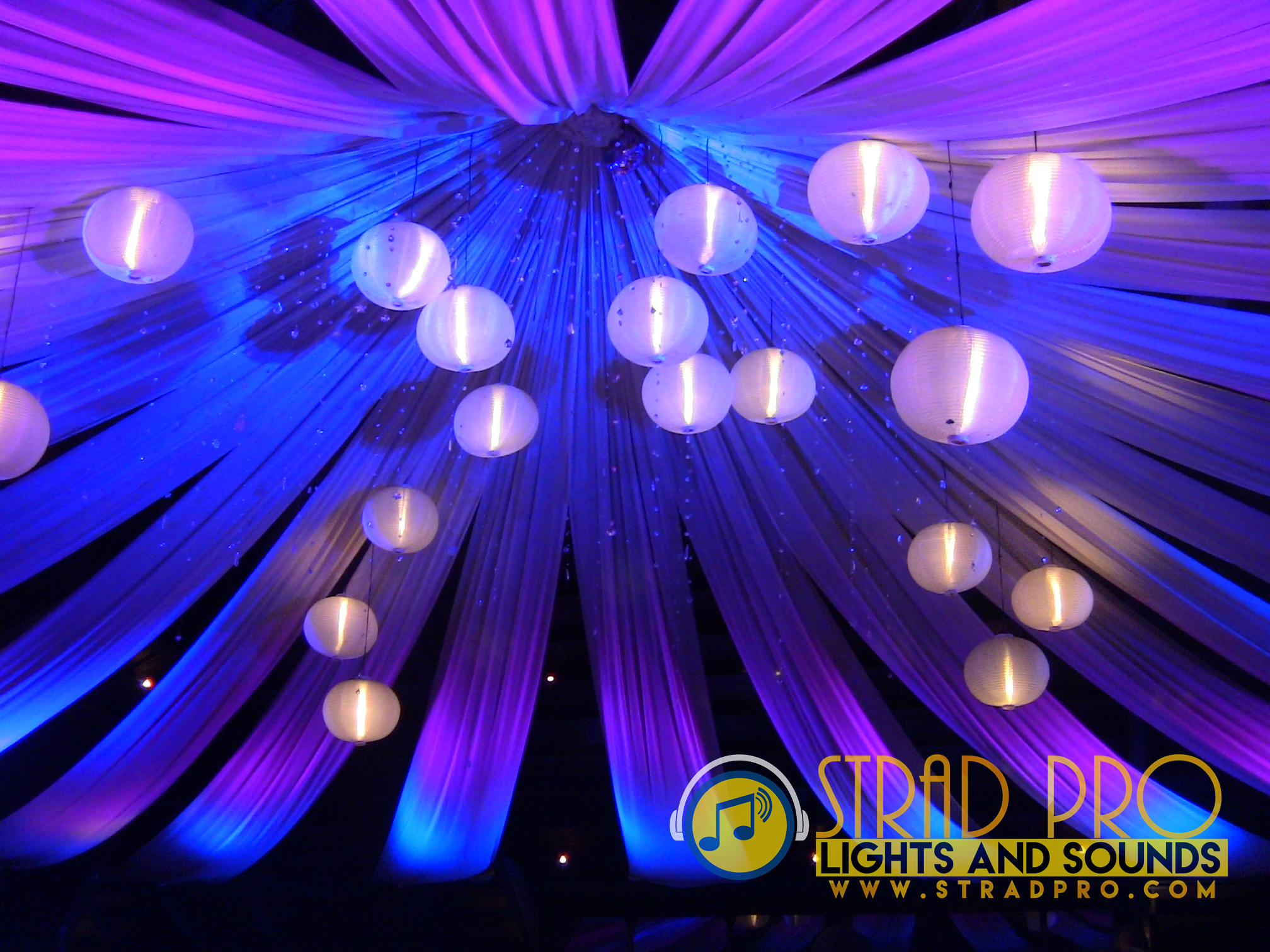 © Strad Pro Lights and Sounds www.st