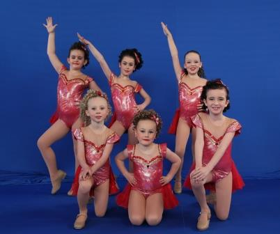 Grovedale Sub-Juniors Tap