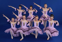 Advanced Juniors Ballet