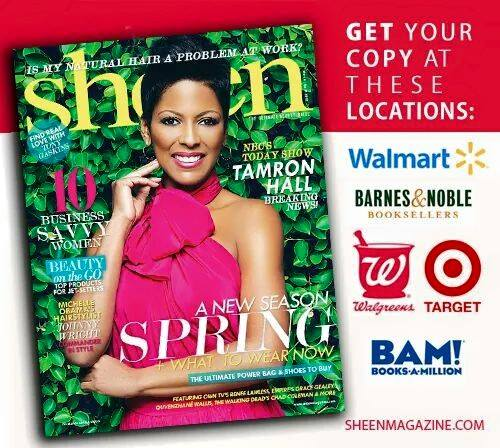 Sheen Magazine features Dr. JLW